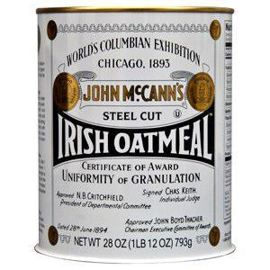 McCann's Steel Cut Oats