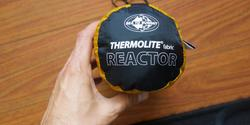 Review of the Reactor Thermolite Sleeping Bag Liner.