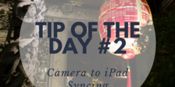 How to import RAW images from a Sony DSC-RX100 to iPad.