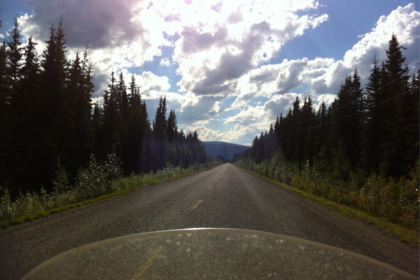 The Road to Dawson City