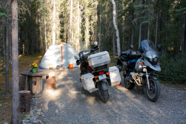 Thompson's Eagle's Claw Motorcycle Park