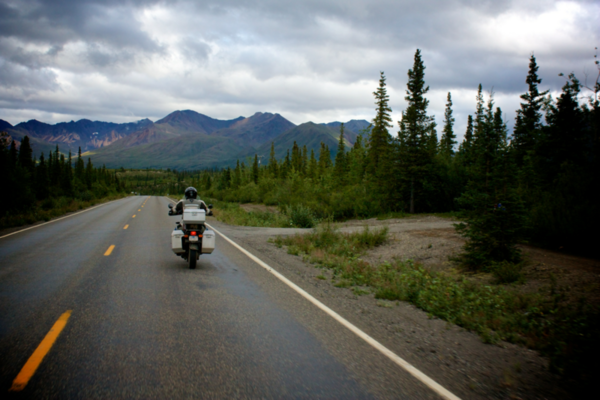 Denali Highway - The Beginning from Cantwell