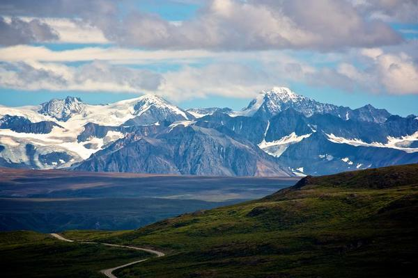 More Denali Mountains and Glaciers