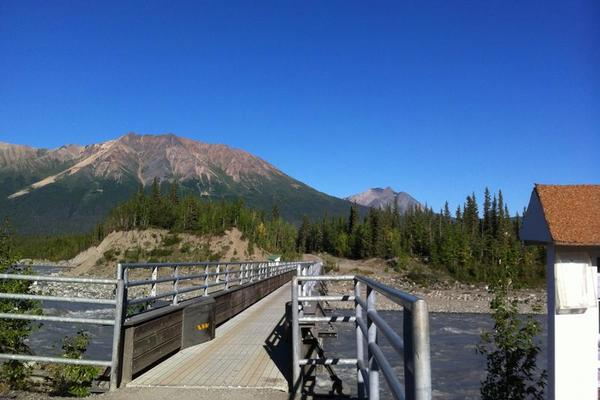 Kennicott River Bridge