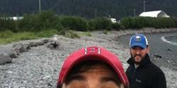 Day 11: After a day of rest, we ride our motorcycles down from Achorage to Seward.