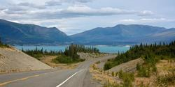 Day 15: We take a cold and rainy exit to Alaska proper and aim for our final motorcycle destination: Haines, Alaska and the Alaska Marine Highway.